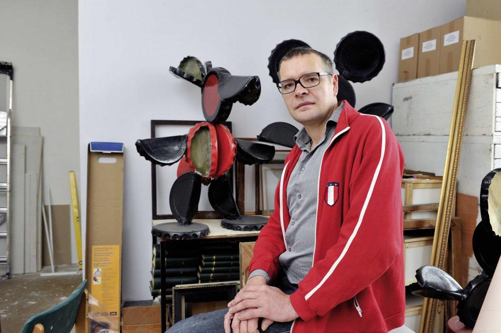 Jan Kummer (Künstler und  Atomino-Macher)