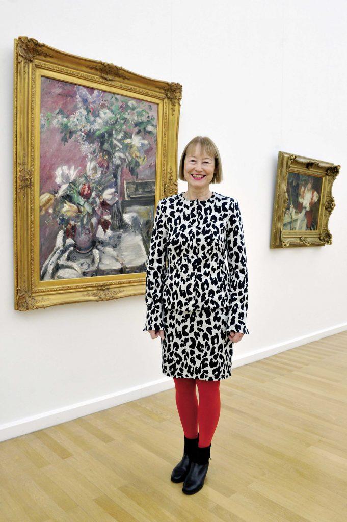 Ingrid Mössinger (Direktorin der Kunstsammlungen Chemnitz)