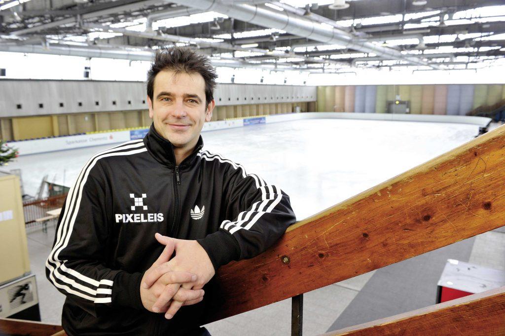 Ingo Steuer (Eiskunstlauftrainer, Pixeleis)